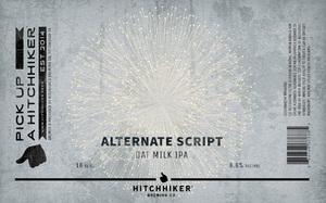 Alternate Script - Oat Milk IPA - 4-Pack
